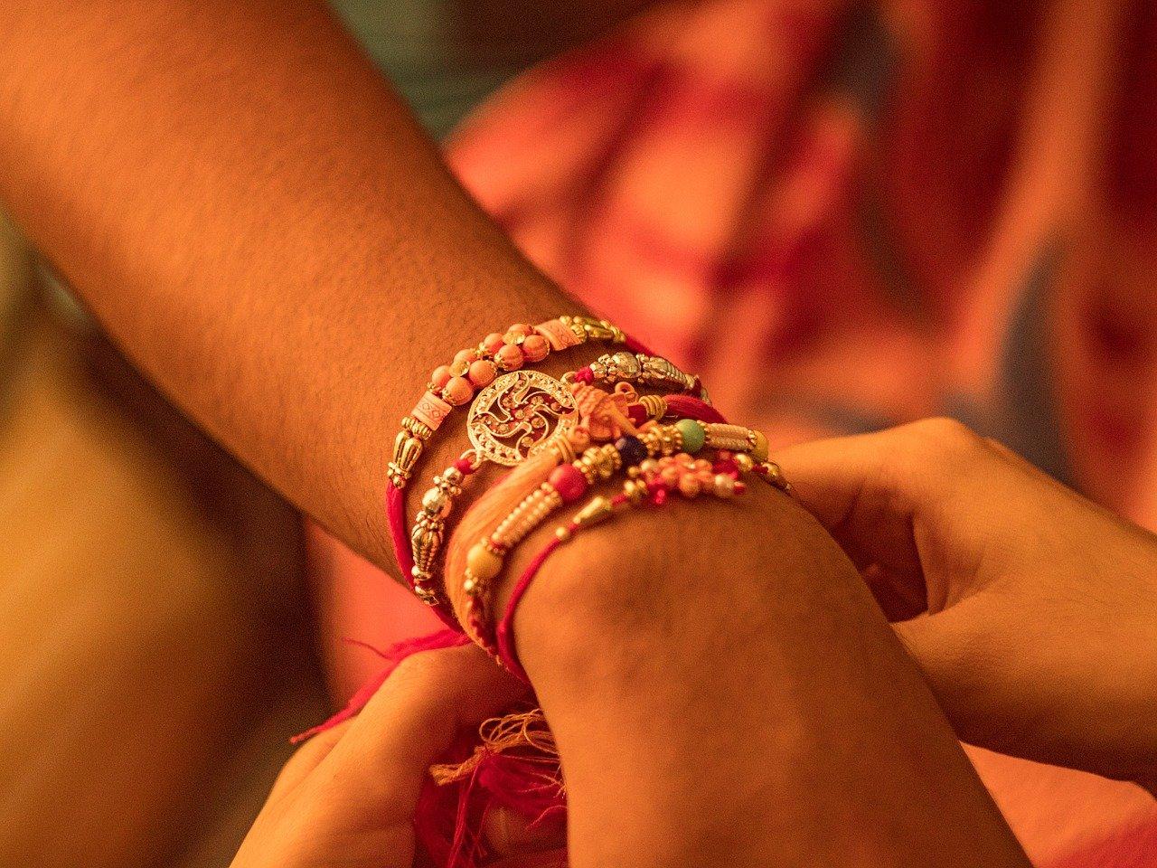 Rakhi for Brother, Made At Home On This Raksha Bandhan